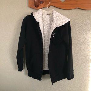 Boys Puma 10-12 Zip Front Jacket